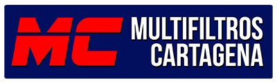 Logo Oficial MultiFiltros Cartagena
